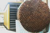 Phát minh: Chiếc điều hòa không khí không dùng điện dưới dạng 1 'tổ ong' khổng lồ