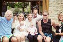 Tỷ phú Richard Branson tiết lộ: Bí quyết thành công chính là gia đình