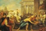 Tìm hiểu nghệ thuật Phục Hưng: Lòng hiếu thảo của Kleobis và Biton