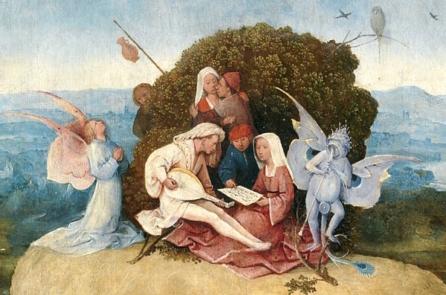 Chiếc xe thồ cỏ và sự sa ngã của nhân loại