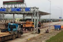 Doanh thu thấp, BOT Tam Nông (Phú Thọ) không giảm giá cho tất cả các phương tiện