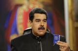 Tong thong Venezuela Maduro