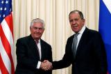 Lavrov gap Tillerson