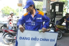 Giá xăng đã lũy kế tăng 4.150 đồng/lít từ tháng 7/2017