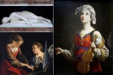 Tìm hiểu nghệ thuật phương Tây: Vị Thánh nữ âm nhạc có di thể bất hoại