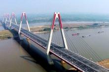 Hà Nội: Gần 4.900 tỷ đồng xây cầu Mễ Sở vượt sông Hồng