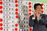 Bầu cử Nhật Bản: Đảng của ông Abe thắng lớn
