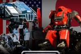 Robot khổng lồ của Nhật đấu với Mỹ