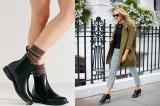 Mùa đông, mùa để diện những đôi giày boots