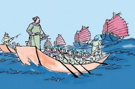 Lời tiên đoán về hai vị anh hùng chống quân Mông Cổ