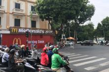 Cửa hàng McDonald's đầu tiên tại Hà Nội chuẩn bị khai trương ngày 2/12