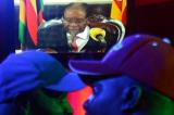 Tong thong Mugabe
