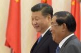 Trung Quốc ủng hộ Campuchia đàn áp phe đối lập