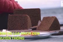 Ở xứ núi lửa Iceland, bạn sẽ được nướng bánh mì dưới lòng đất