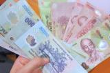 Mỗi người Việt đang 'gánh' 33 triệu tiền nợ công (Infographic)