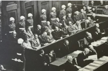 Xử tội các bác sĩ phát xít: Chấp hành mệnh lệnh không phải cái cớ để thoát tội