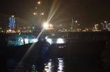 Sau 8 giờ cứu nạn, 13 thuyền viên trên tàu BĐ 95368 TS đã an toàn