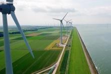 Đê biển Afsluitdijk của Hà Lan: 1 trong 10 công trình vĩ đại nhất thế giới (video)