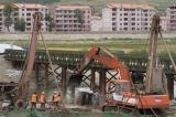 Trung Quốc xây trại tị nạn dọc biên giới với Bắc Hàn