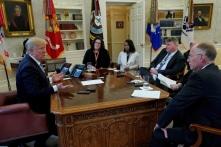 Ông Trump: Nga đang giúp Bắc Hàn tránh chế tài; Bình Nhưỡng sắp có tên lửa đánh vào Mỹ