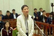 Ông Trịnh Xuân Thanh kháng cáo kêu oan vụ tham ô tài sản tại PVP Land