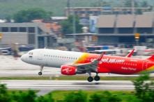 Máy bay mất đèn khi hạ cánh xuống sân bay Tân Sơn Nhất