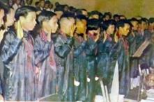 Lời tuyên thệ của người thầy thuốc trước năm 1975 tại Đại học Y khoa Huế