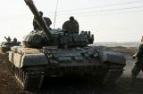 Máy bay không người lái của Mỹ phá hủy xe tăng Nga tại chiến trường Syria