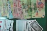 Chưa đình chỉ công tác đội trưởng TTGT bị khởi tố vì đánh bạc