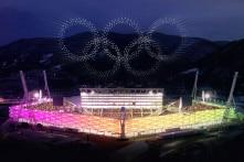 Hàn Quốc: Màn đồng diễn khai mạc Olympic của hơn 1000 máy bay drone Intel