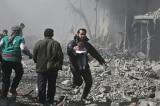 Syria: Quân chính phủ đẩy mạnh tấn công phiến quân, 250 người chết chỉ trong 2 ngày