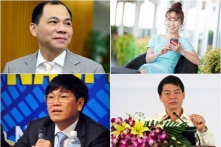 Forbes công bố danh sách tỷ phú năm 2018, Việt Nam đóng góp 4 người