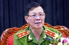Khởi tố cựu Tổng cục trưởng Tổng cục Cảnh sát Phan Văn Vĩnh liên quan đến đường dây đánh bạc