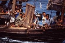 Thuyền nhân vượt biển sau biến cố 1975 – P1 (Ảnh tư liệu)