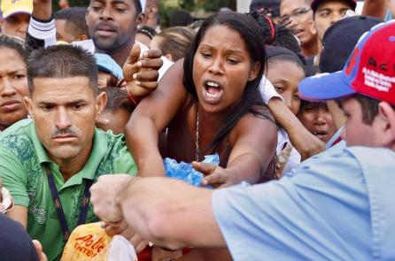 Cướp phá hoành hành tại Venezuela khi mất điện sang ngày thứ tư