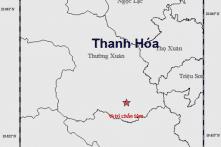 Động đất 3 độ Richter tại Thanh Hoá
