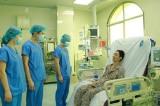BV TƯ 108: Thực hiện thành công ca ghép phổi từ người cho chết não