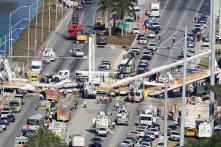 Florida: Cầu đi bộ bất ngờ sập, ít nhất 6 người thiệt mạng
