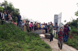 Lào Cai: Đổ cổng trường, hai học sinh thương vong