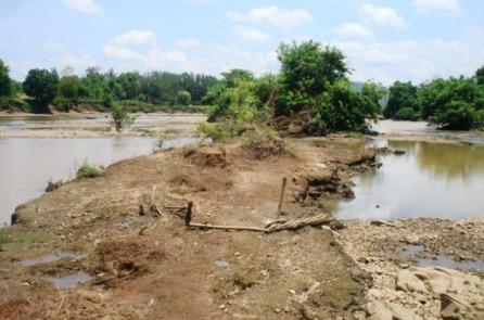 Đắk Lắk: Thuỷ điện bất ngờ xả nước, hai người tử vong