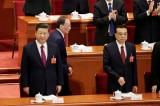 """""""Lưỡng hội"""" Trung Quốc: Không còn ai dám chủ động bắt tay ông Tập Cận Bình?"""