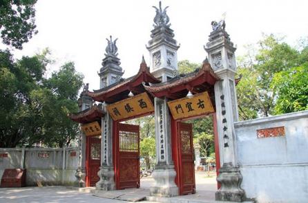 Thăng Long tứ trấn: Bốn ngôi đền linh thiêng của kinh thành Thăng Long