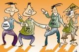 Vẽ tranh biếm họa chống tham nhũng: 'Không có vùng cấm'