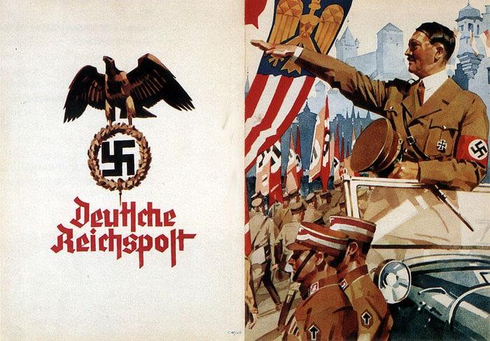 Từ năm 1933, đảng tính đã nhiễm vào mọi người dân Đức như thế nào