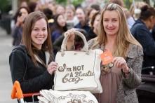 Anh Quốc: Lượng rác túi nhựa đã giảm 85% nhờ đánh thuế 5 xu