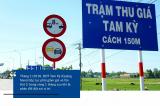 'Trạm thu giá': Bộ GTVT sẽ thay tên phù hợp