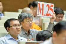 ĐB Trương Trọng Nghĩa: Đề nghị thanh tra dự án 72 tỷ đội vốn thành 2.600 tỷ