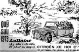 """Niềm tự hào xe hơi """"Made in Vietnam"""" đã có từ trước năm 75"""