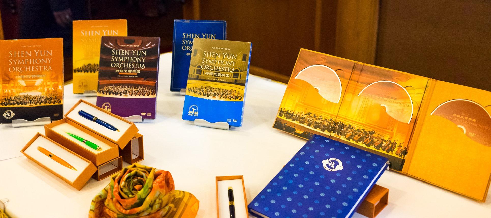 Cảm nhận về Dàn nhạc Giao hưởng Shen Yun