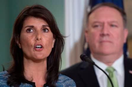 Mỹ thông báo rút khỏi Hội đồng Nhân quyền Liên Hiệp Quốc